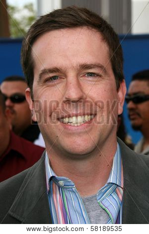 Ed Helms at the world premiere of