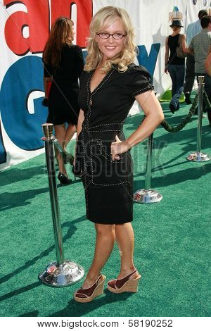 Rachael Harris at the world premiere of