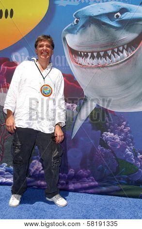Craig Ferguson at the Opening of Disneyland's