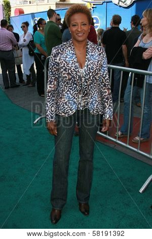 Wanda Sykes at the world premiere of