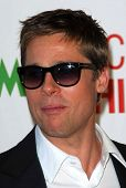 Brad Pitt at the CineVegas Opening Night Premiere Of