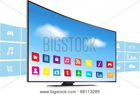 Smart Tv And Apps