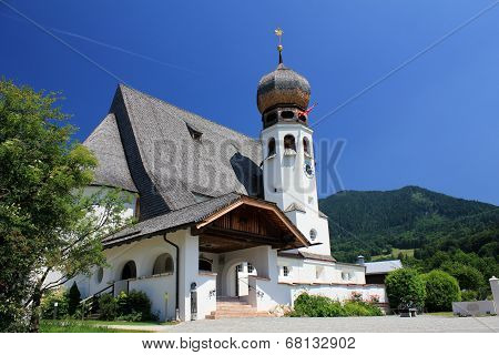 Church in Oberau