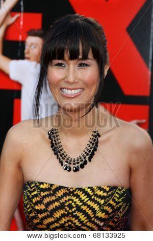 LOS ANGELES - JUL 10:  Minae Noji at the
