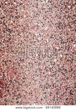 Background Surface Of Terrazzo Floor