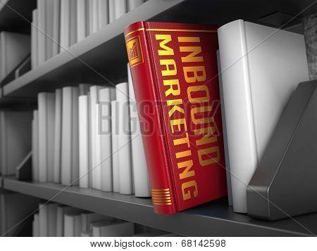 Inbound Marketing - Title of Book.
