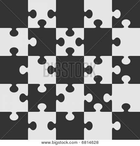 Plantilla de Puzzle