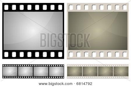 Photofilm frame