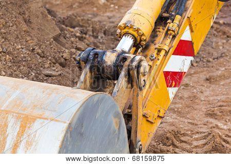Excavator Scoop