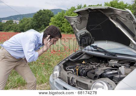 Breakdown Service Call