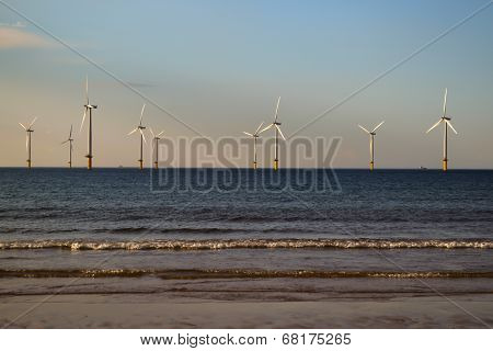 Windmills in the Sea