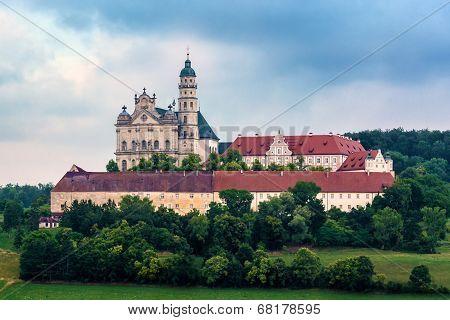 Neresheim Abbey