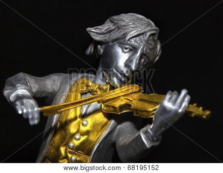 Gold Fiddler