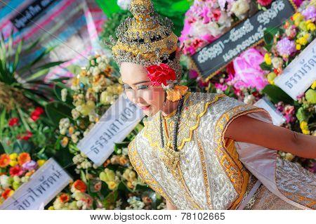 Thai Dancing Funeral