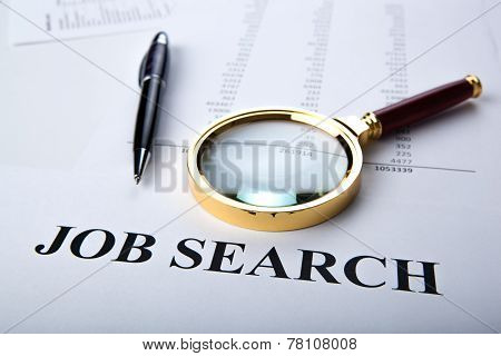 Office Supplies And Job Search