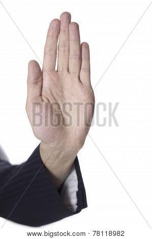 Stop Gesture