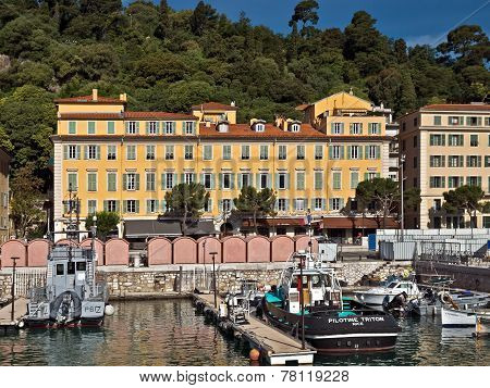 City Of Nice - Architecture In The Port De Nice