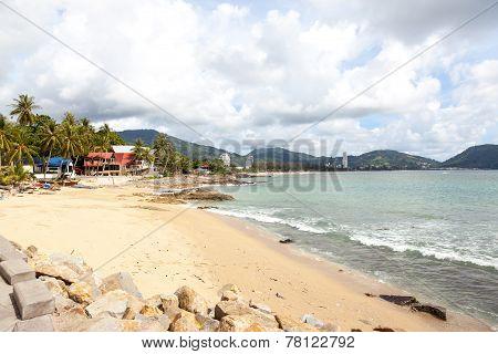 Patong - April 25: Kalim Beach. April 25, 2012 In Patong, Thailand, Phuket.