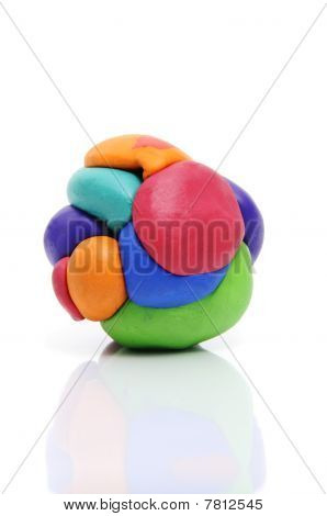 Modelling Clay Ball