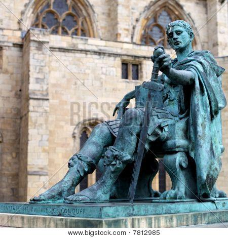 Statue Of Constantine I