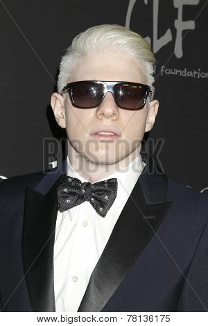LOS ANGELES - DEC 11:  Bera Ivanishvili at the Rihanna's First Annual Diamond Ball at the The Vineyard on December 11, 2014 in Beverly Hills, CA