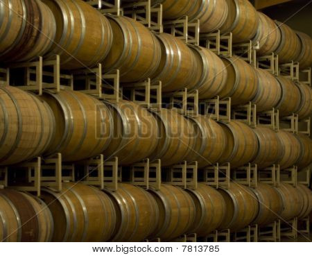 Barrel Room Horizontal