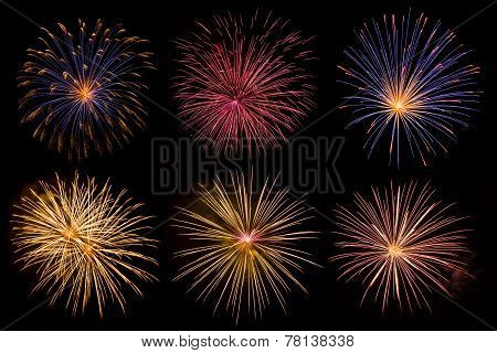 Beautiful Fireworks Collection