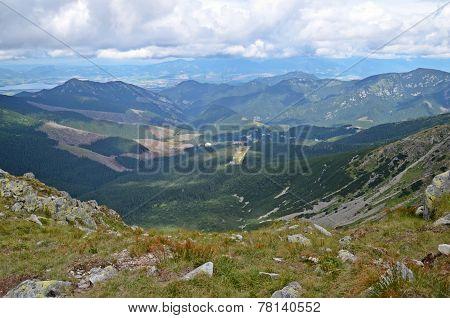 Low Tatras Mountains