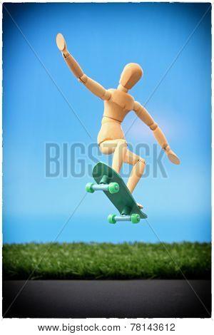 Photo of Dummy skating jump