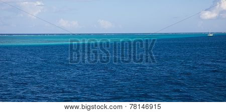 Tahiti Blue Waters