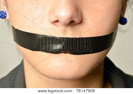 The Silencing Of A Girl