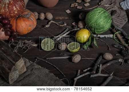 Still Life Witch