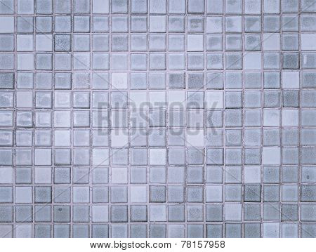 Ceramic Tile Wall Background