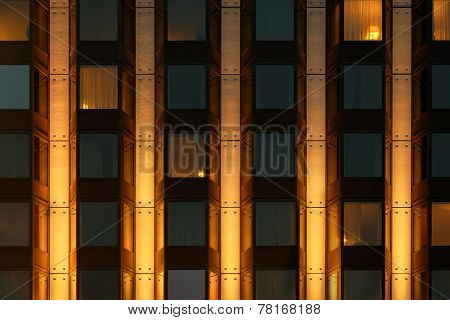 Texture of a building outdoors