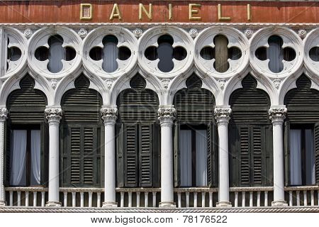Historic Hotel Danieli In Venice