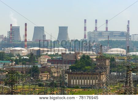 Industry Area