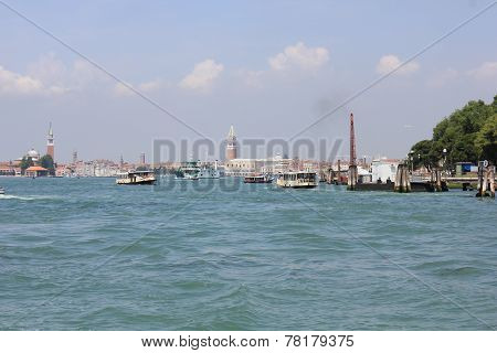 Venice Overview, Panoramic