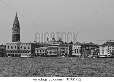 Venice Overview, Panoramic View