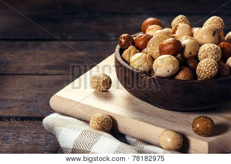 Asian Peanuts Mix