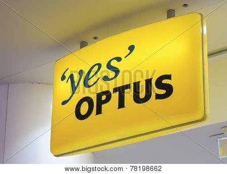 Optus telecommunication Australia
