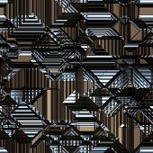 image of asymmetric  - Background Pattern metallic radiate glossy and asymmetrical - JPG