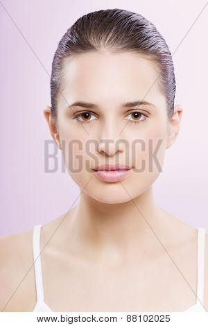 Beautiful Natural Woman