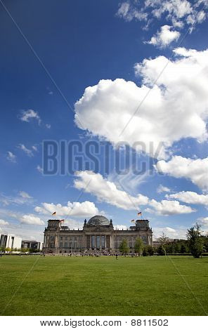 The Reichstag - Berlin
