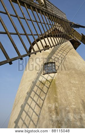 Windmill Hille (germany)