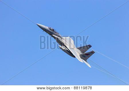 F-15 Frisian Flag