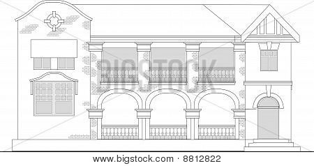 heritage mansion building residential