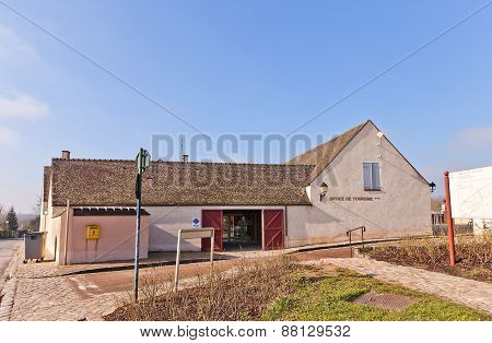 Tourist Office In Provins France