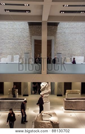 Pergamon Museum In Berlin, Germany