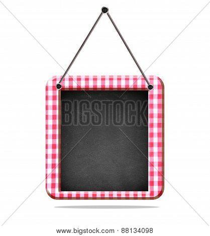 Recipe Board.