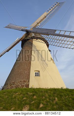 Windmill Suedhemmern (hille, Germany)